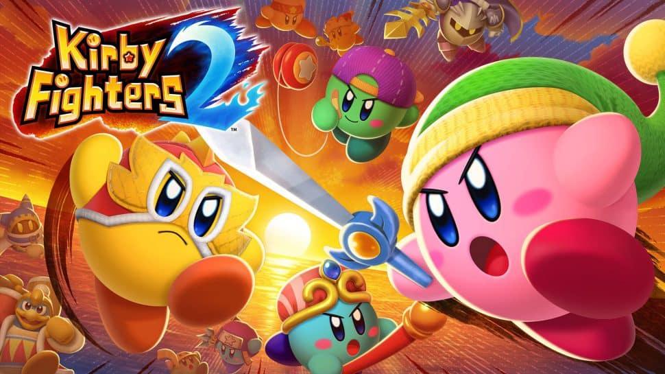 Ga aan de slag met de schattigste strijders in Kirby Fighters 2