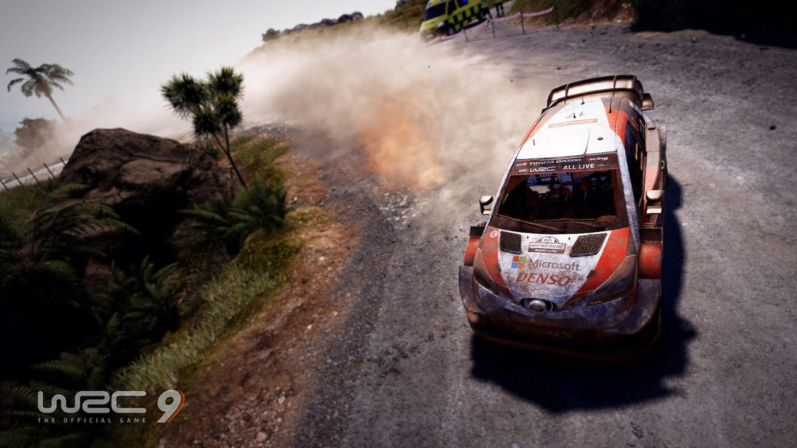 WRC 9 bij lancering PlayStation 5 verkrijgbaar