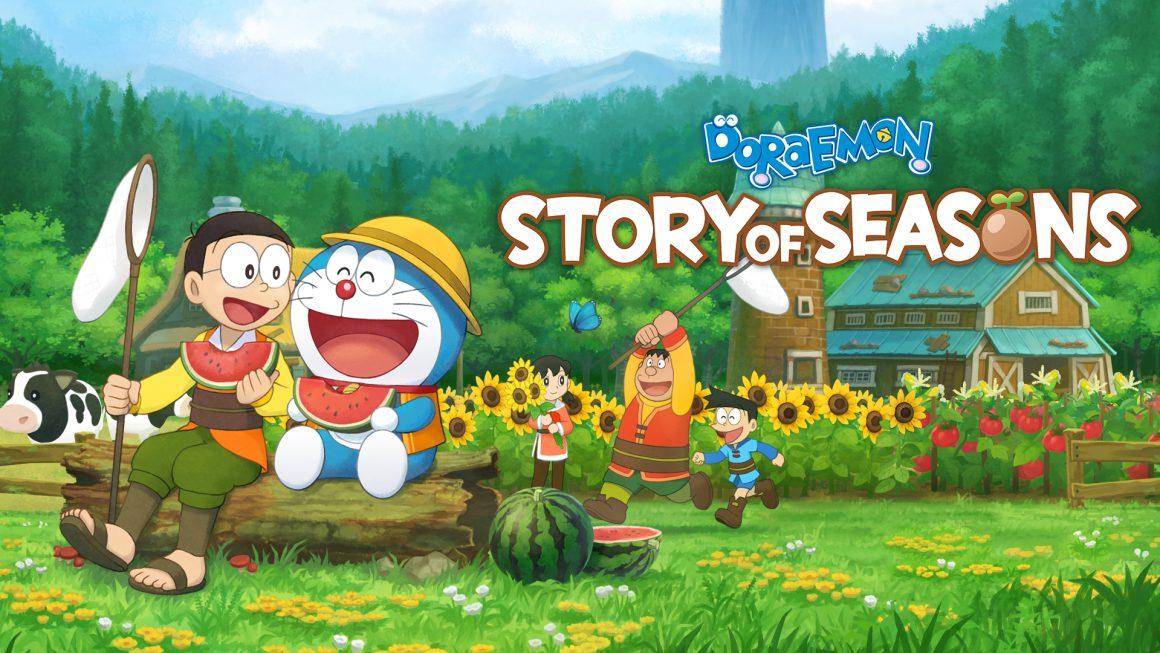 Doraemon: Story of Seasons krijgt launch trailer