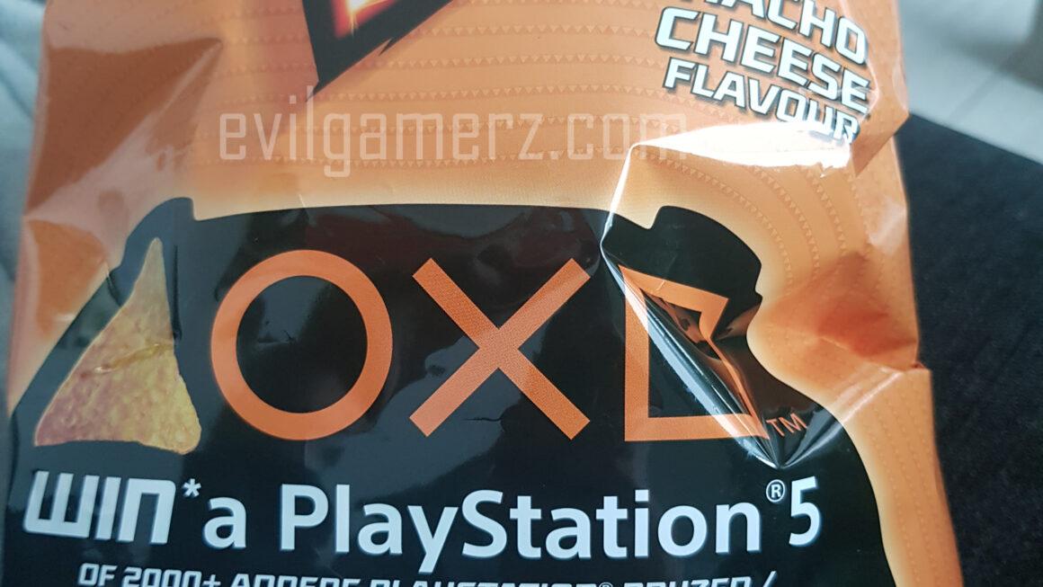 Sony geeft PlayStation 5's weg middels Doritos campagne