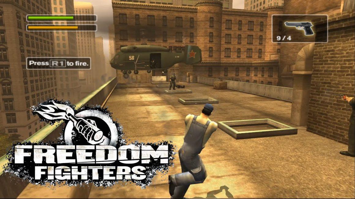 Cult-klassieker Freedom Fighters lijkt een comeback te maken