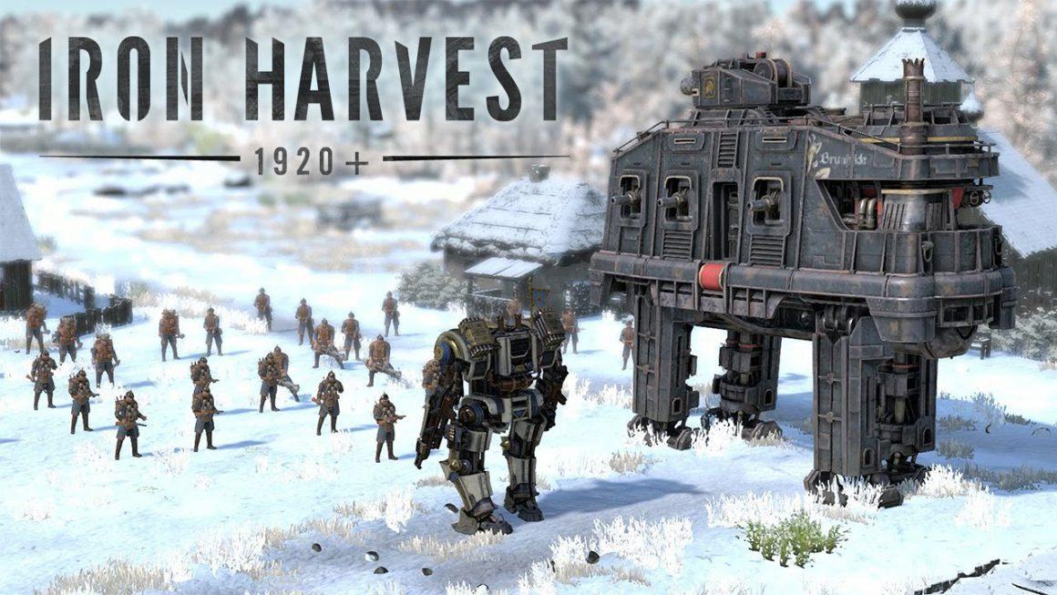 Iron Harvest 1920+ is nu verkrijgbaar