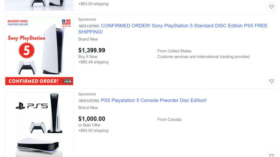 Sony: PS5 pre-order proces was chaos, meer voorraad komt eraan