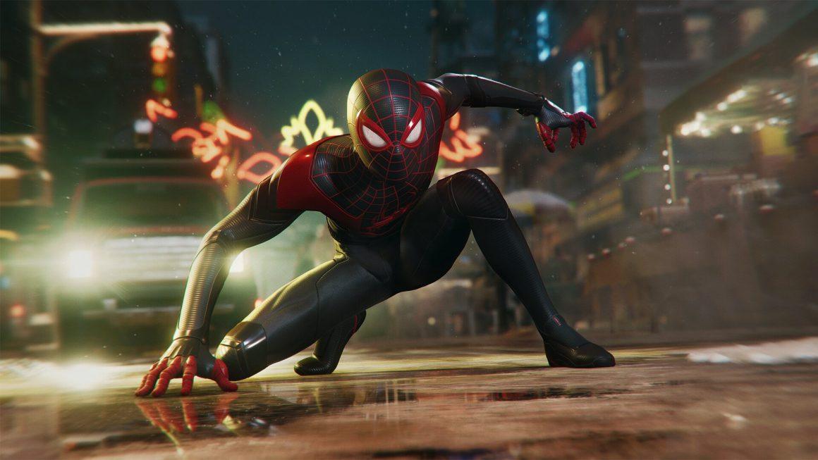 Sony: Geen gratis PS5 upgrade voor Spider-Man