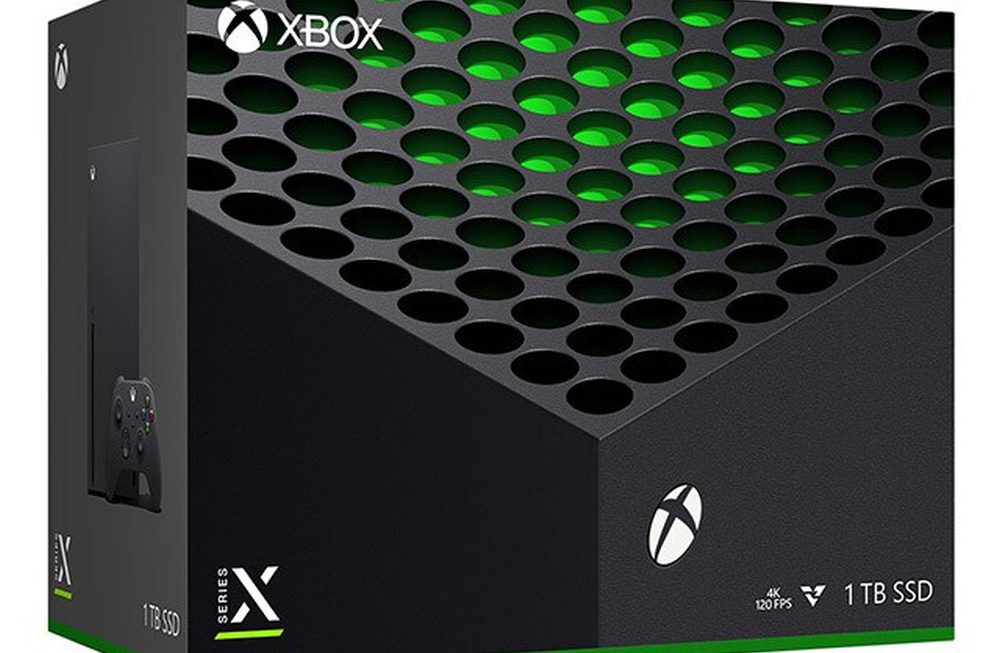 Verpakking van de Xbox Series X onthuld