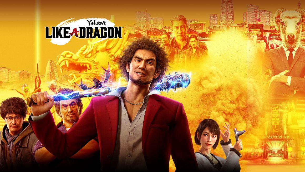 Yakuza Like a Dragon verschijnt op 10 november 2020 voor Xbox Series, 2 maart 2021 voor PS5