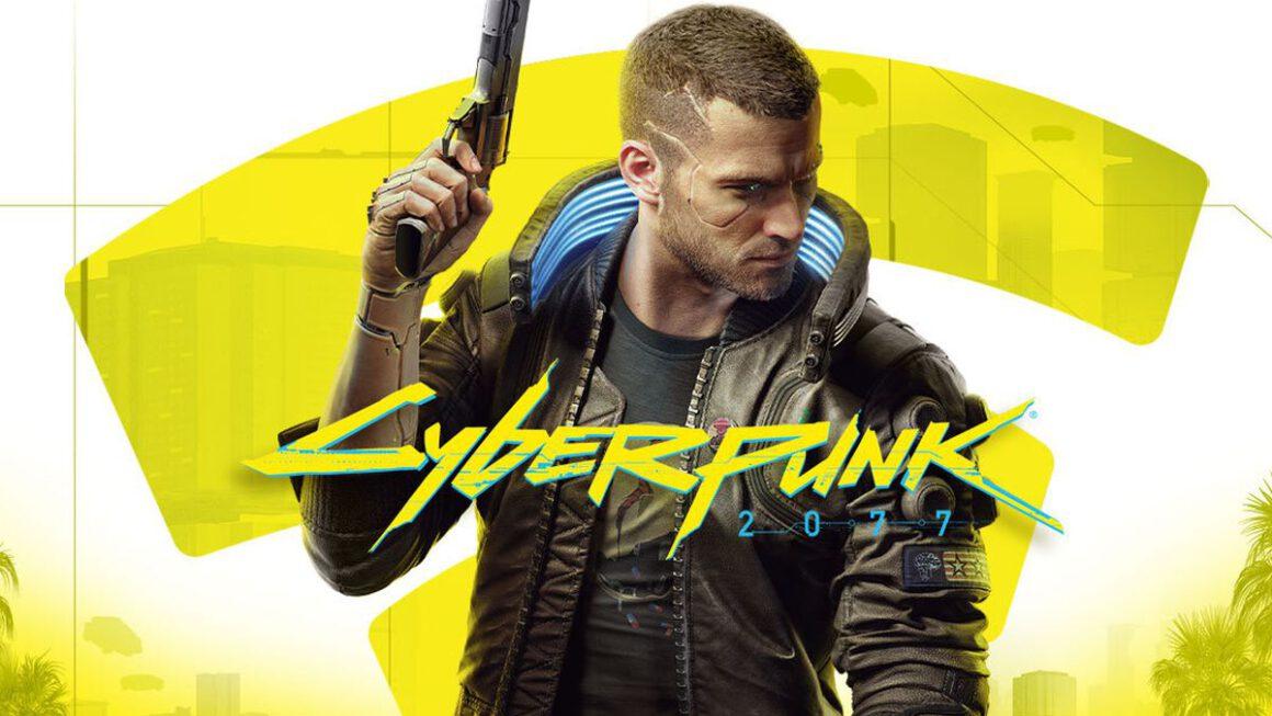 Cyberpunk 2077 komt op 19 november naar Google Stadia