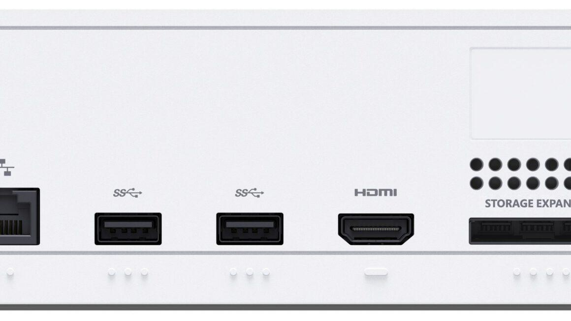 Xbox Series heeft indicatoren om interface-poorten te herkennen