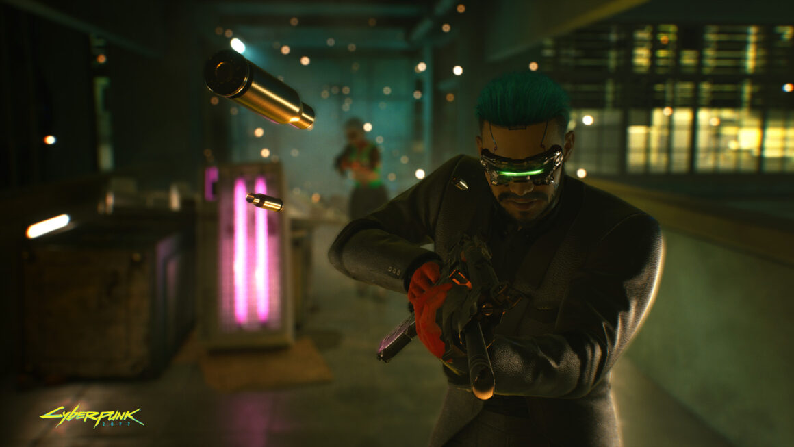 Enkele mooie beelden van Cyberpunk 2077