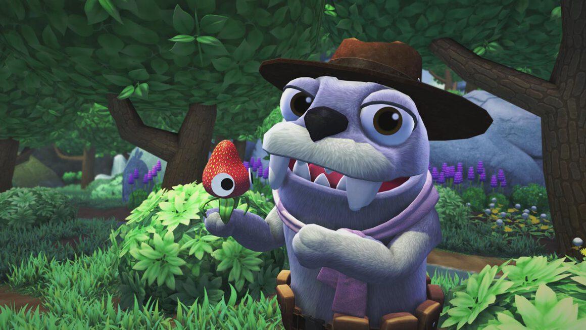 Bugsnax is officieel een PS5-launch game