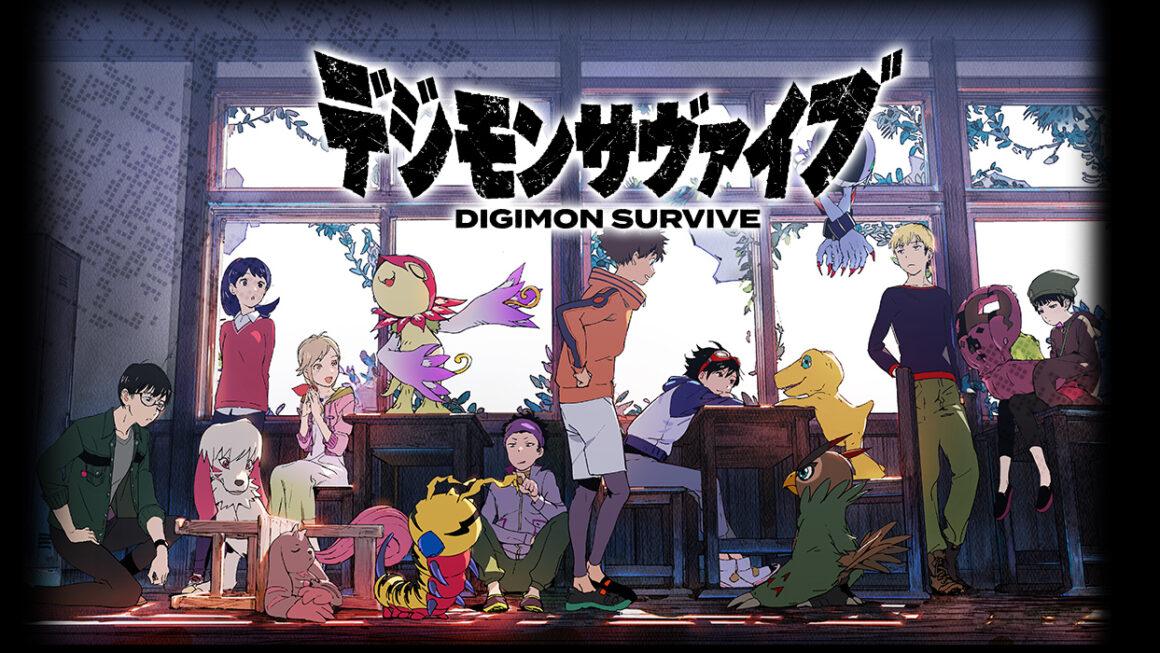 Digimon Survie uitgesteld naar 2021