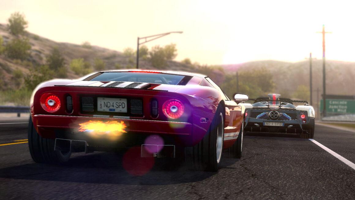 Vergelijkingsvideo van Need for Speed: Hot Pursuit Remastered