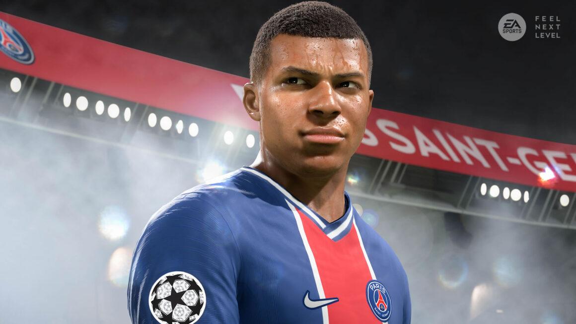 EA SPORTS FIFA 21 toont next-gen-wedstrijddagervaring