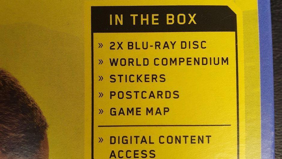 Cyberpunk 2077 komt op tweetal Blu-Ray discs