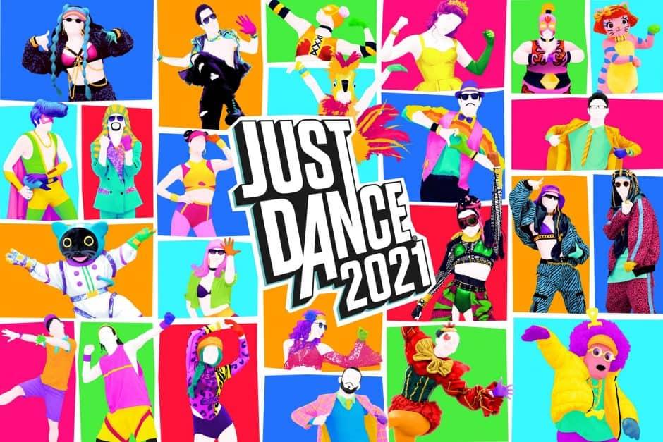Dans voor het eerst mogelijk met een mannelijke K3-coach in Just Dance 2022