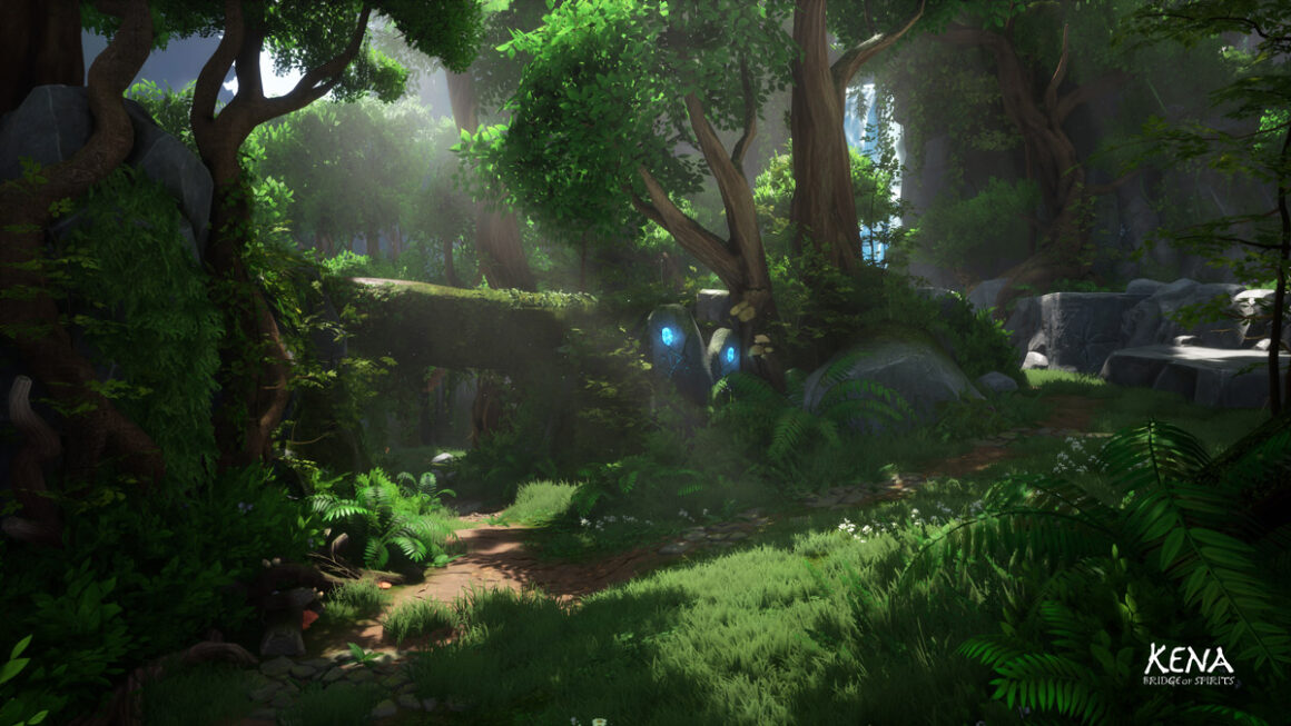 Kena – Bridge of Spirits toont enkel screenshot