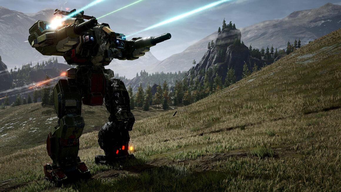 Mechwarrior 5: Mercenaries uitgesteld vanwege Cyberpunk 2077