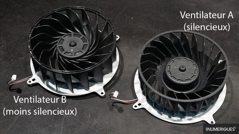 Sony gebruikt 2 ventilatoren bij PlayStation 5 waarvan één meer geluid maakt