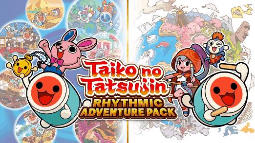 Taiko no Tatsujin: Rhythmic Adventure Pack is vanaf nu beschikbaar
