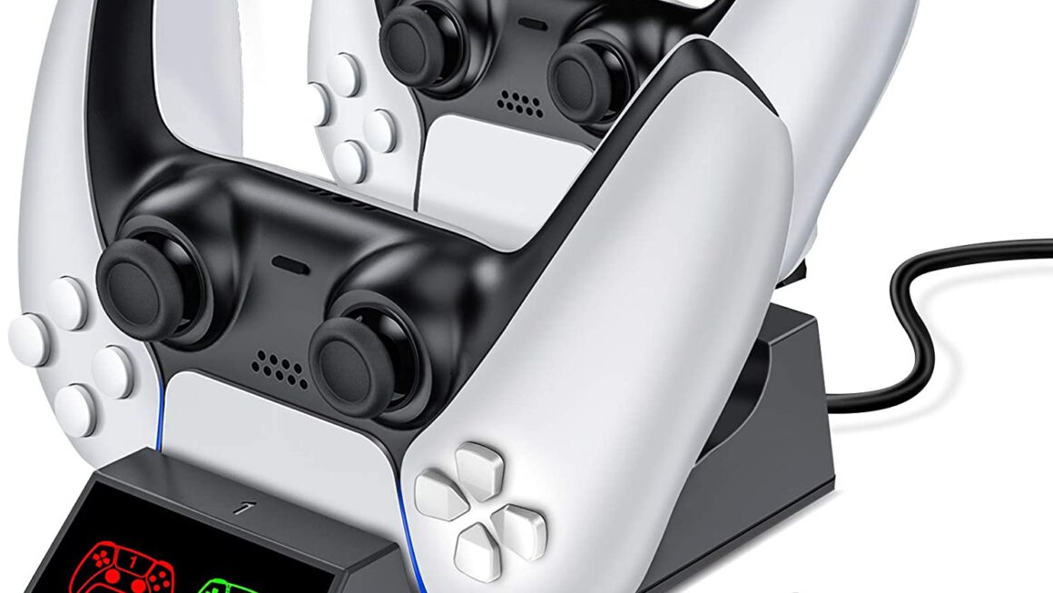 Drie goede PlayStation 5 DualSense-opladers op een rij gezet