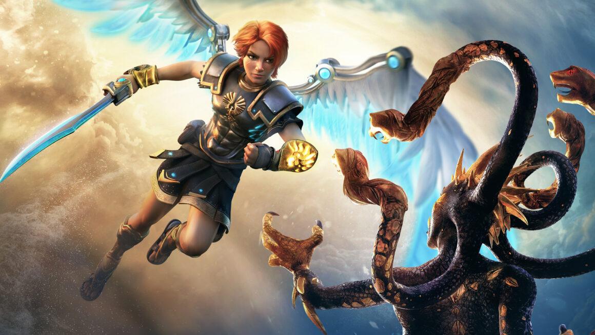 PS5-versie Immortal Fynyx Rising krijgt verdere haptic feedback-ondersteuning