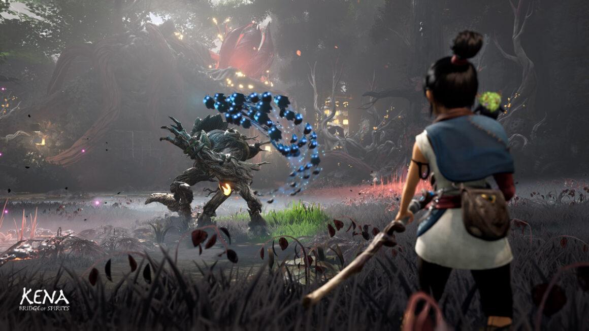 Kena: Bridge of Spirts op de PlayStation 5 ziet er weer goed uit