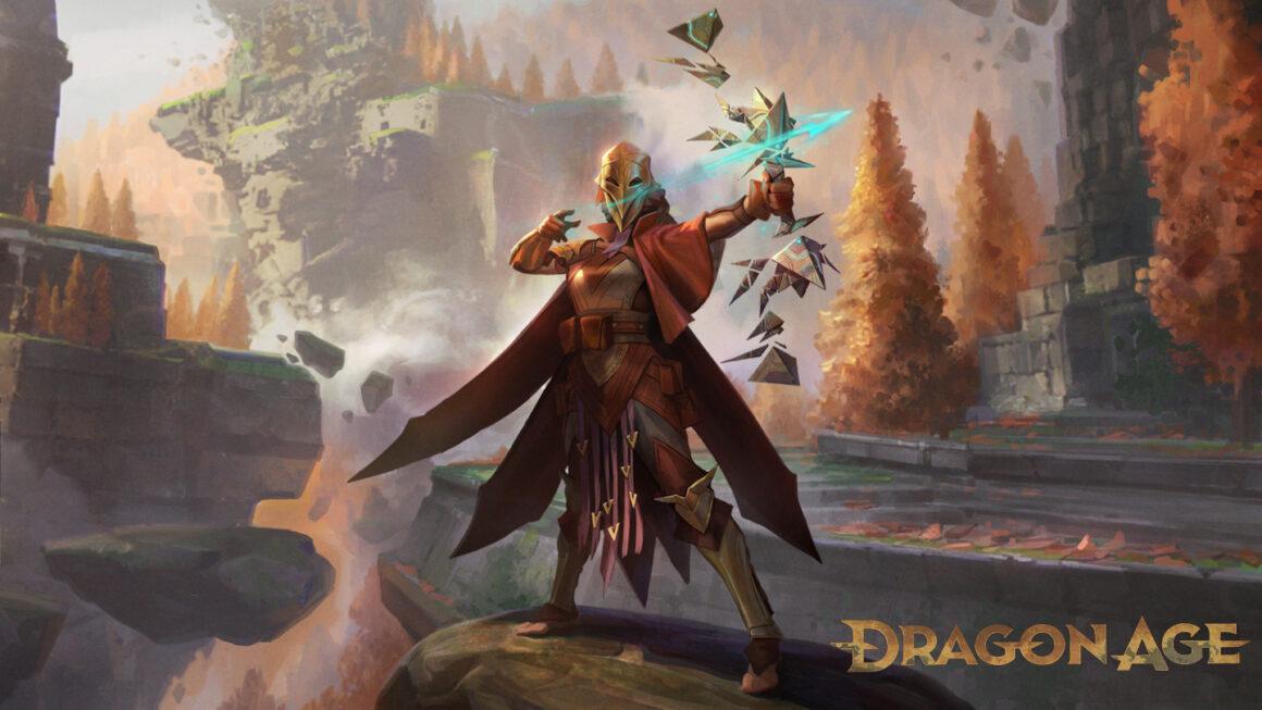 Kom in de sfeer met Dragon Age-artwork