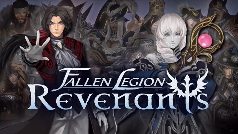 Fallen Legion Revenants – Demo nu beschikbaar
