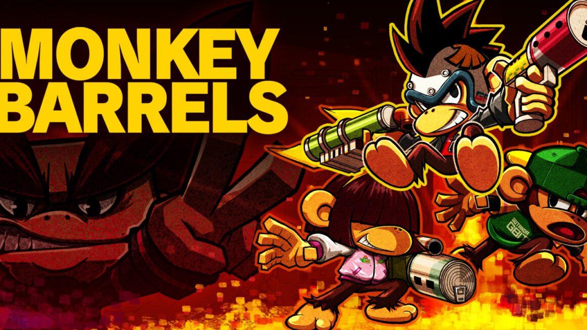 Monkey Barrels komt op 6 februari uit voor de PC