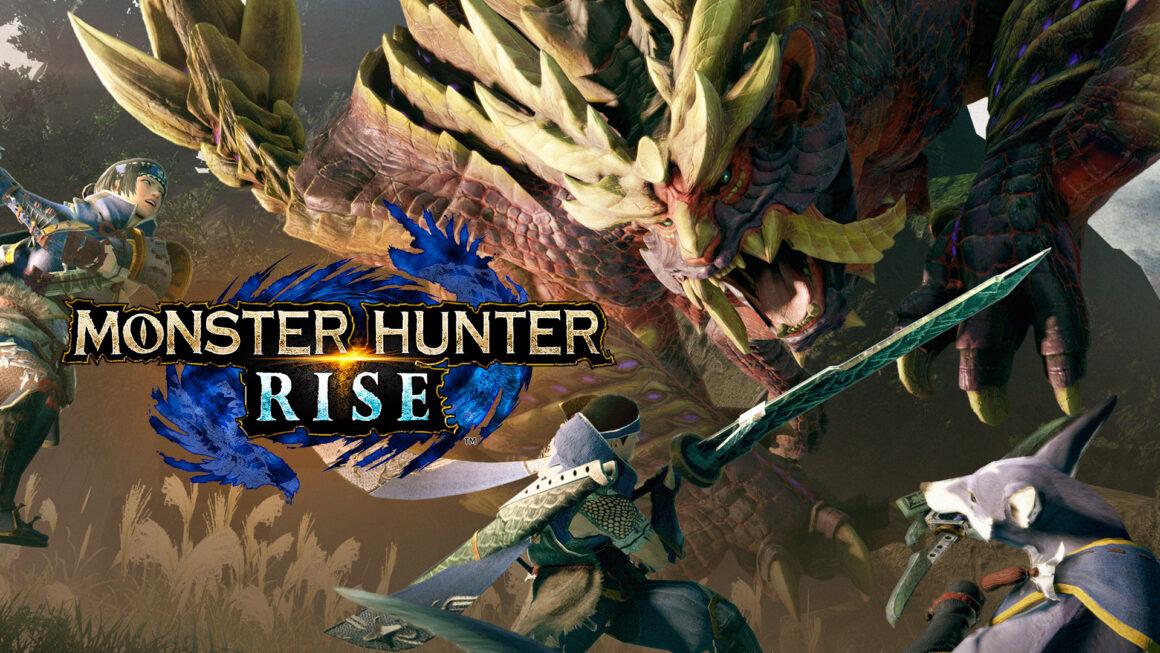 Monster Hunter Rise krijgt nieuwe trailer