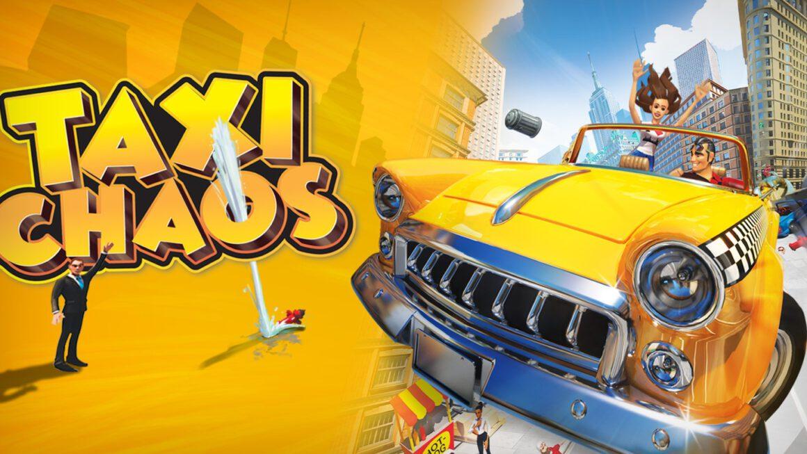 Voetgangers en weggebruikers zoek dekking! Taxi Chaos arriveert op 22 april