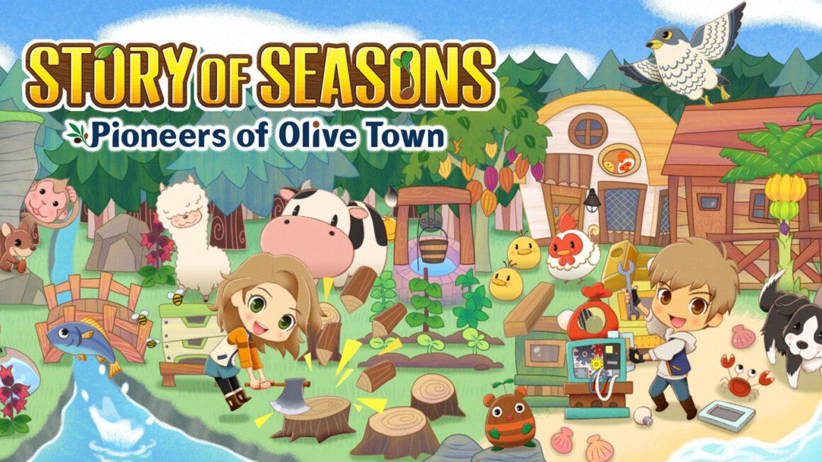 Story of Seasons: Pioneers of Olive Town komt 26 maart naar Nintendo Switch
