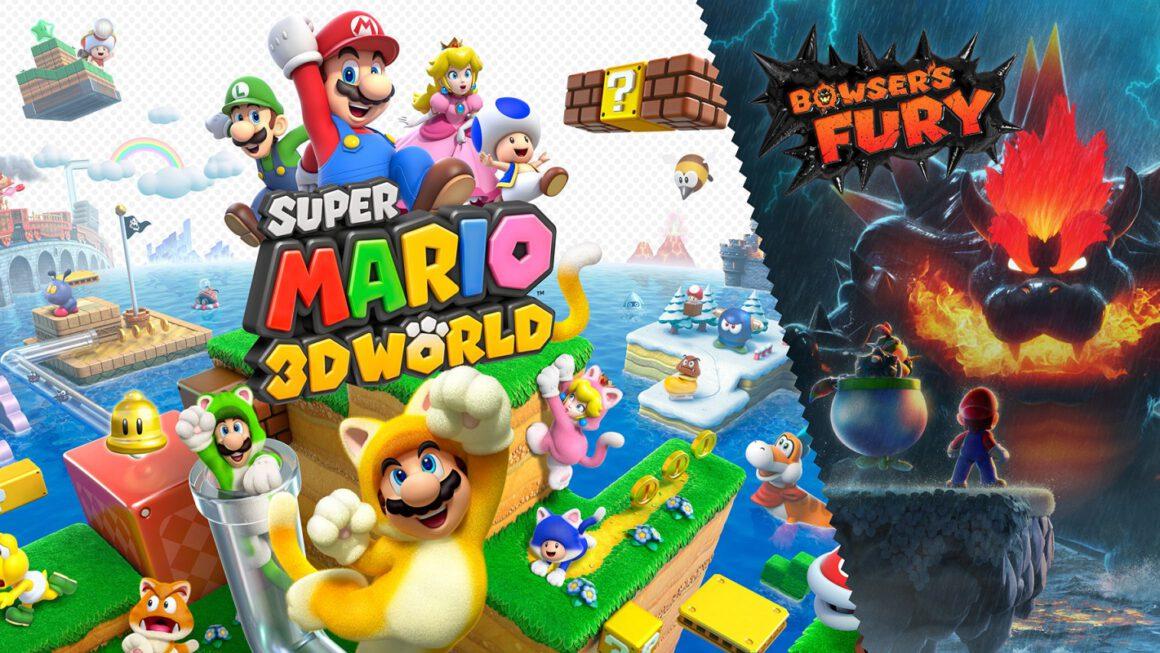 Co-op gameplay voor Super Mario 3D World + Bowser's Fury