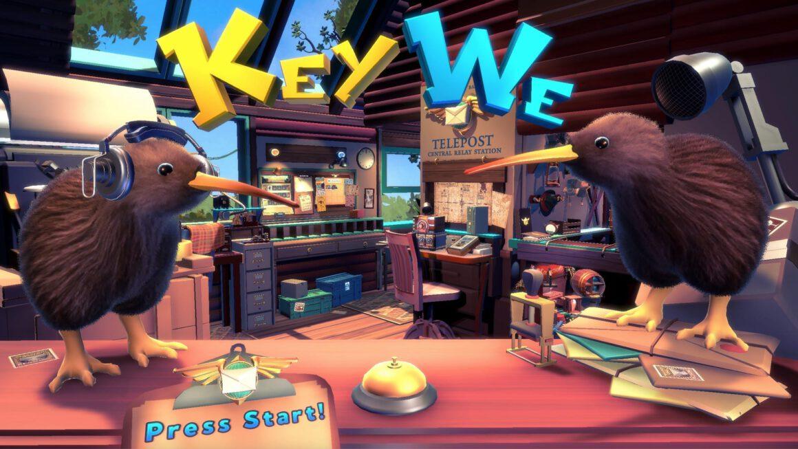 KeyWe verschijnt deze zomer voor PS5, PS4, Xbox Series X, Xbox One en Switch