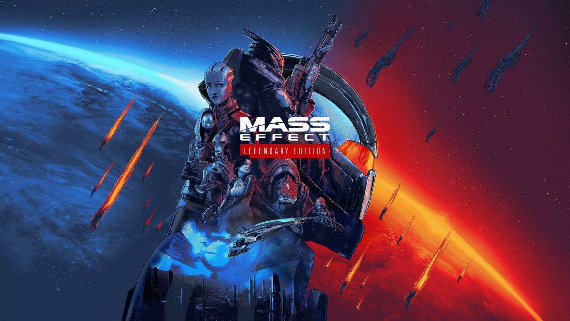 Xbox Series- en PS5-versie Mass Effect Legendary Edition tegenover elkaar gezet