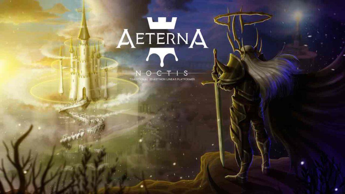 Sony toont Aeterna Noctis op de PlayStation 5