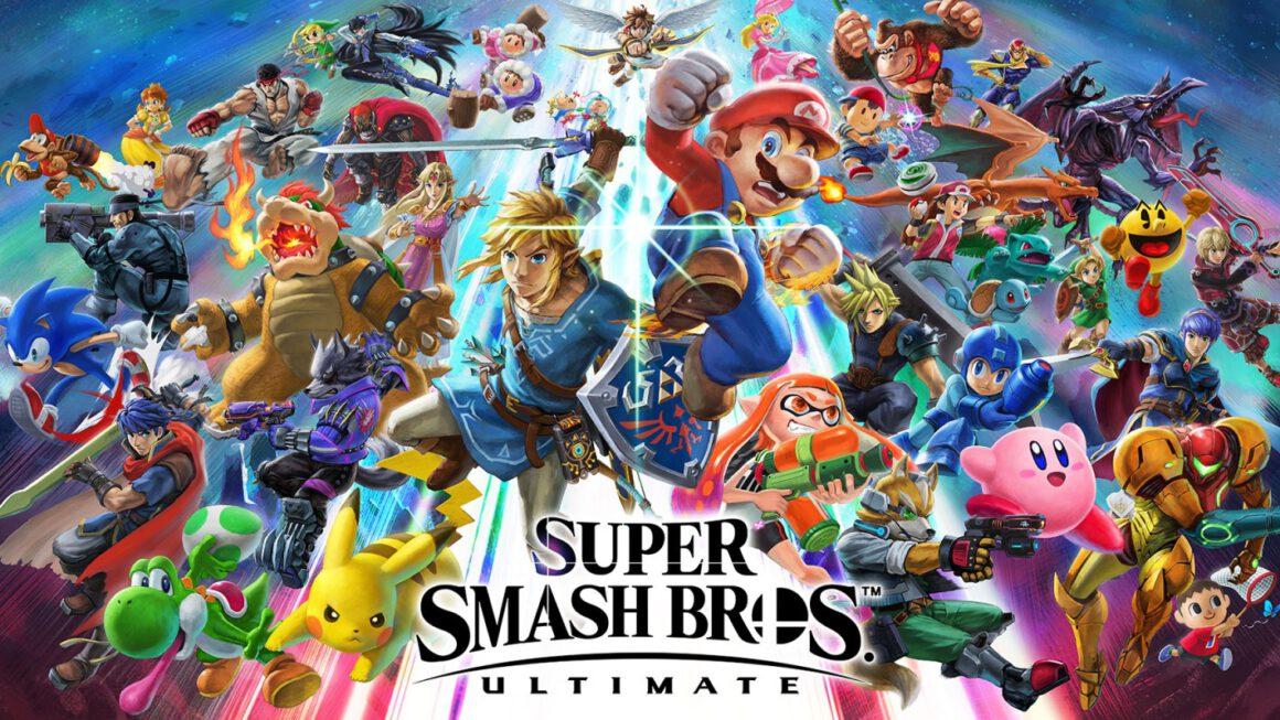 Vecht vanaf morgen met de nieuw toegevoegde twee-in-één-vechter Pyra/Mythra in Super Smash Bros. Ultimate