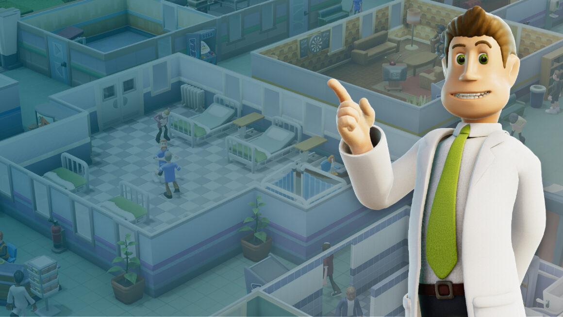 Two Point Hospital: JUMBO Edition is nu verkrijgbaar voor de consoles