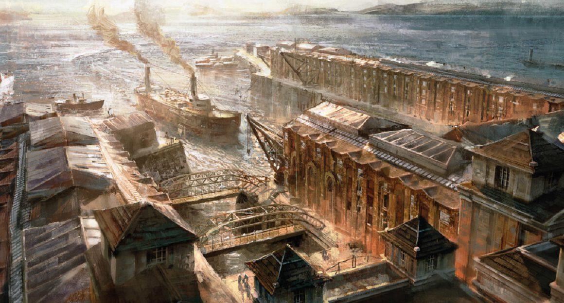 Anno 1800: Docklands DLC