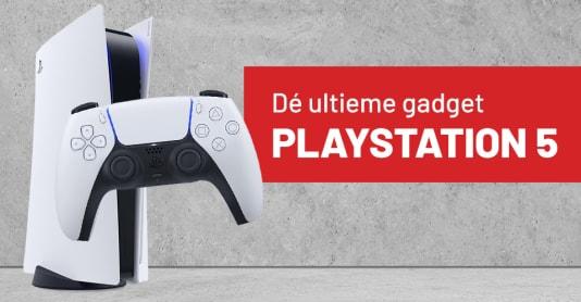 Slajeslag gaat PlayStation 5 aanbieden via veiling