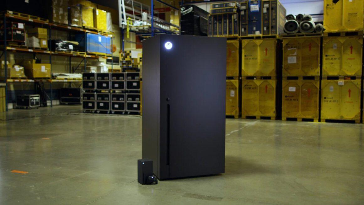 Microsoft gaat Xbox Series X koelkasten serieus op de markt brengen