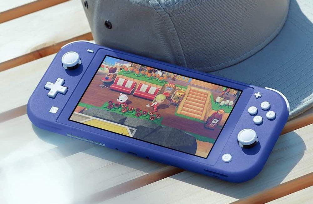 Blauwe Nintendo Switch Lite komt op 7 mei 2021 naar Europa