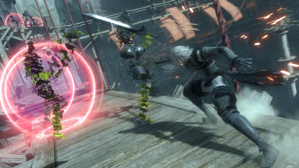 Square-Enix kondigt patch aan voor NieR:Automata op Steam