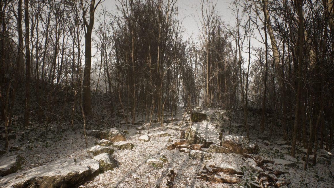 PS5-exclusieve game Abandoned is fotorealistische topper van Sony