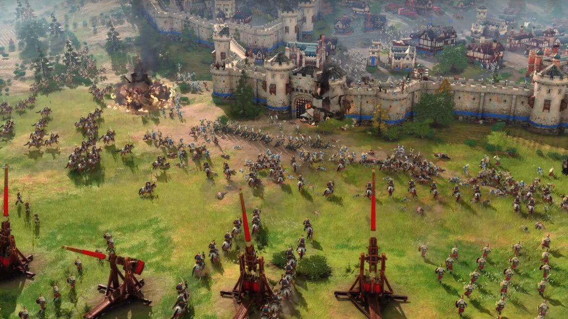 Age of Empires 4 komt in de herfst uit en komt naar Game Pass