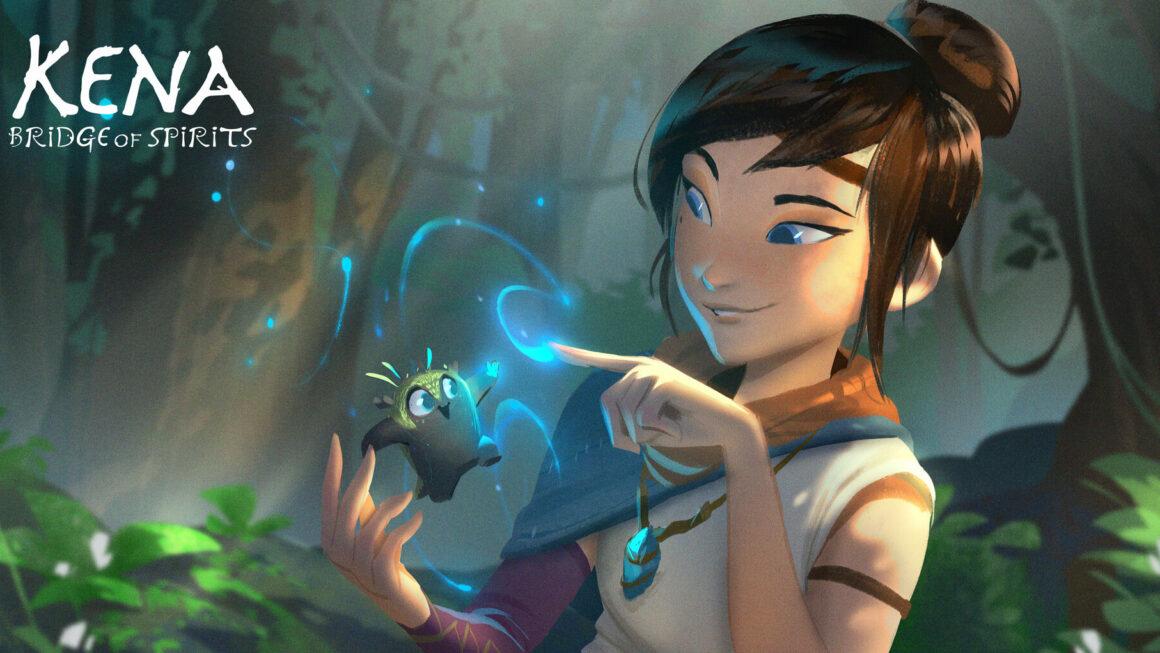 Beelden van PS5 game Kena: Bridge of Spirits