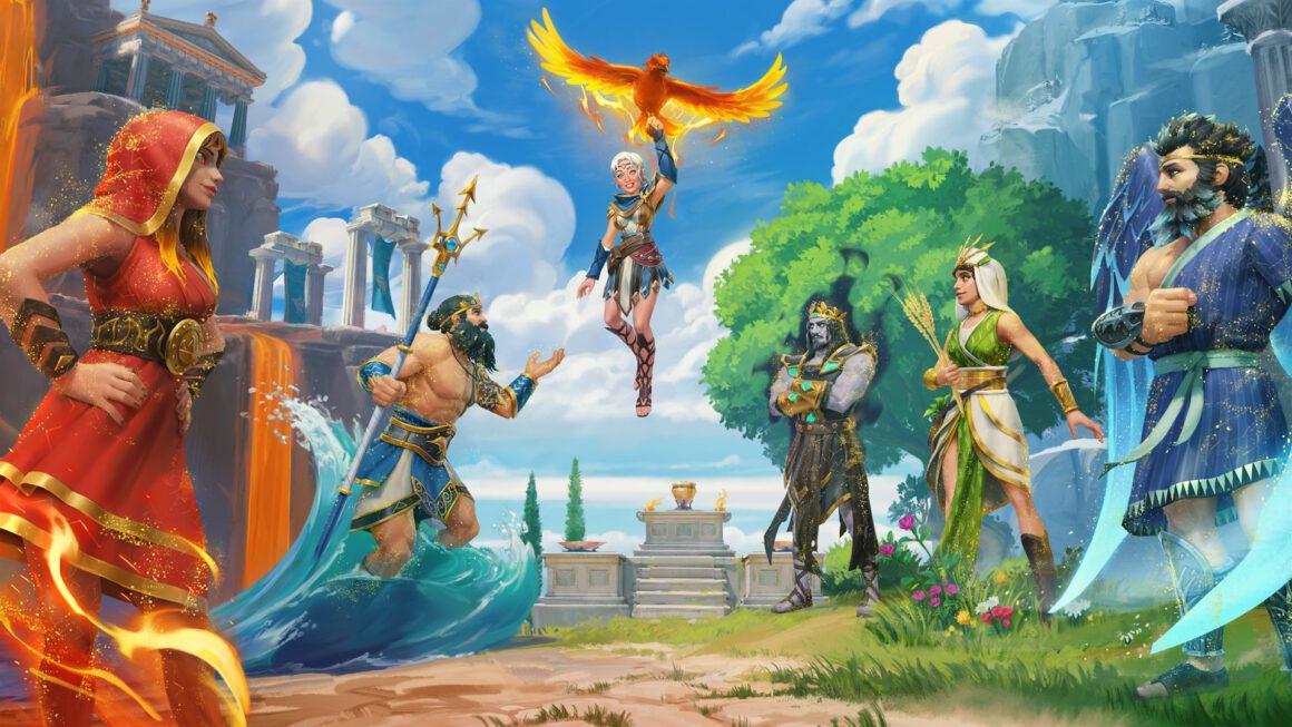 Immortals Fenyx Rising: The Lost Gods DLC