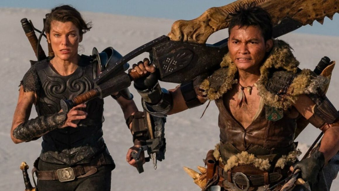 Sony Pictures Home Entertainment lanceert Monster Hunter in april