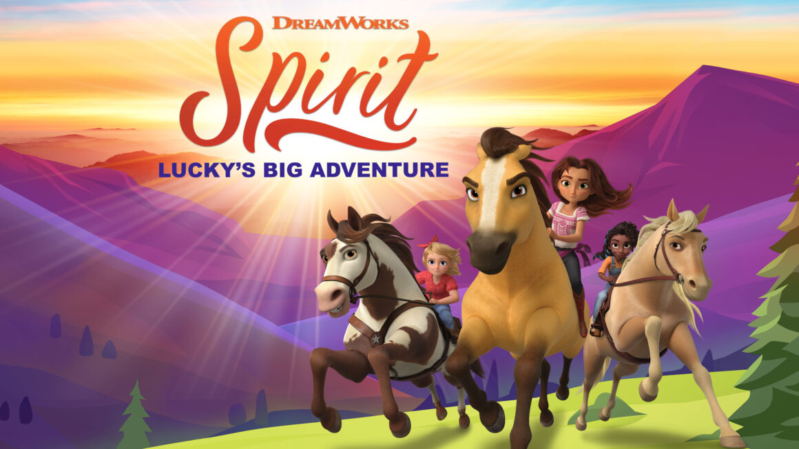 DreamWorks Spirit Lucky's Grote Avontuur onthult gloednieuwe gameplay-trailer