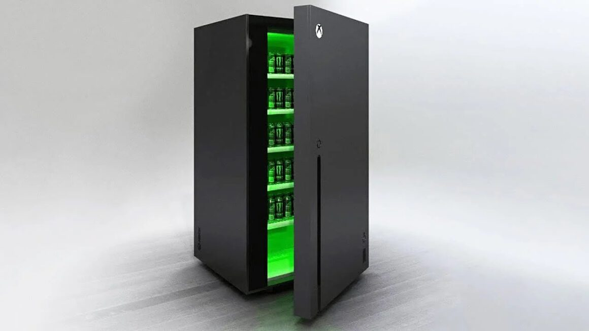 Xbox Mini Fridge komt later dit jaar beschikbaar